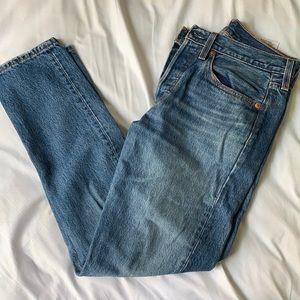 Levi's 501 Skinny Jeans W26L28